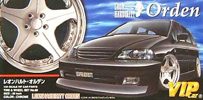 レオンハルト オルデン (20インチ)プラモデル(アオシマ1/24 VIPカー パーツシリーズNo.060)商品画像