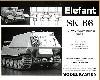 エレファント駆逐戦車用履帯 (可動式)