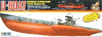 旧ドイツ海軍潜水艦 7C型 U-581 Uボート