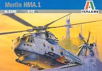 イタレリ1/72 航空機シリーズマーリン HMA.1