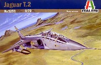 イタレリ1/72 航空機シリーズジャギュア T.2