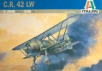 イタレリ1/48 飛行機シリーズフィアット CR.42 ファルコ