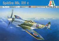 イタレリ1/48 飛行機シリーズスピットファイア Mk.XVI/e