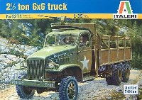 イタレリ1/35 ミリタリーシリーズアメリカ陸軍 2.5t トラック