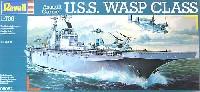 レベル1/700 艦船モデル強襲揚陸艦 U.S.S. ワスプ級