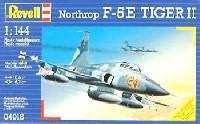 レベル1/144 飛行機ノースロップ F-5E タイガー2