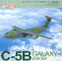 U.S.A.F. C-5B ギャラクシー 60th AW