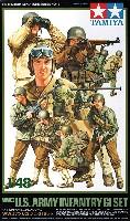 タミヤ1/48 ミリタリーミニチュアシリーズWW2 アメリカ歩兵 GIセット