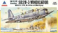 アキュレイト ミニチュア1/48 AircraftSB2U-1 ビンジケーター ミッドウェイ海戦