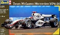 マクラーレン メルセデス MP4-20