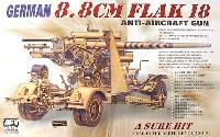 8.8cm対空砲 Flak18