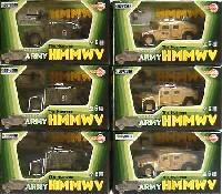 HMMWV ハンビー (全6種セット)