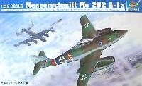トランペッター1/32 エアクラフトシリーズメッサーシュミット Me262A-1a
