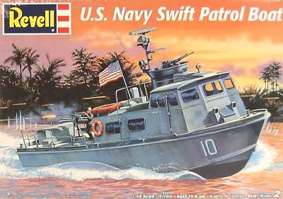 アメリカ海軍 スイフト パトロールボート レベル プラモデル
