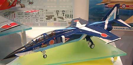 三菱 T-2 ブルーインパルスプラモデル(ハセガワ1/48 飛行機 限定生産No.09636)商品画像_2