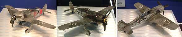 フォッケウルフ Fw190A-8/A-8R2プラモデル(タミヤ1/48 傑作機シリーズNo.095)商品画像_2