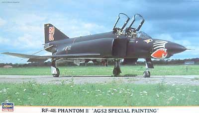 RF-4E ファントム 2 AG52 スペシャルペイントプラモデル(ハセガワ1/72 飛行機 限定生産No.00788)商品画像