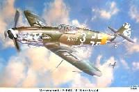 ハセガワ1/32 飛行機 限定生産メッサーシュミット Bf109G-10 ハインツ エヴァルト