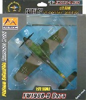 イージーモデル1/72 エアキット(塗装済完成品)Fw190 D-9 ドーラ IV./JG2 1945