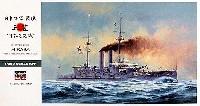 ハセガワ1/350 Z帯日本海軍 戦艦 三笠 日本海海戦