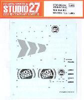 スタジオ27F-1 オリジナルデカールBAR006 ウインターテスト 2005