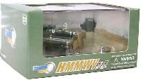 M1025 ハンビー w/ASK タスクフォース1-77 LSA アナコンダ イラク 2004