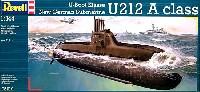 レベル1/144 艦船モデルU212A型 潜水艦