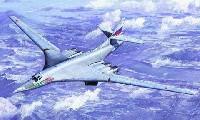 トランペッター1/72 エアクラフト プラモデルTu-160 ブラックジャック