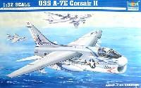 トランペッター1/32 エアクラフトシリーズA-7E コルセア2 アメリカ海軍