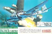 ファインモールド1/72 航空機メッサーシュミット Me410 B-2/R-2 Mk103 30mm砲装備