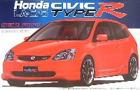 フジミ1/24 インチアップシリーズ (スポット)ホンダ シビック タイプR スペシャルエディション (LA-EP3)