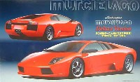 フジミ1/24 リアルスポーツカー シリーズ (SPOT)ランボルギーニ ムルシエラゴ デラックスバージョン