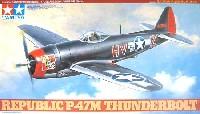 タミヤ1/48 傑作機シリーズリパブリック P-47M サンダーボルト