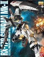 バンダイMG (マスターグレード)RX-178 ガンダム MK-2 Ver.2.0 エゥーゴカラー