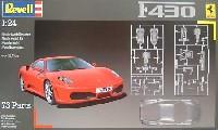 レベルカーモデルフェラーリ F430
