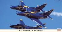 A-4F スカイホーク ブルーエンジェルス