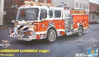 アメリカ 消防ポンプ車
