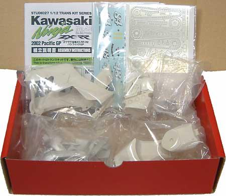 カワサキ ニンジャ ZX-RR 2002年トランスキット(スタジオ27バイク トランスキットNo.TK1222C)商品画像
