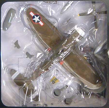 P-47D サンダーボルト 334th FS 4th FG ミズーリキッド完成品(ドラゴン1/72 ウォーバーズシリーズ (レシプロ)No.50178)商品画像_2
