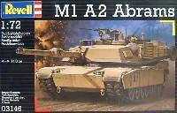 レベル1/72 ミリタリーM1A2 エイブラムス