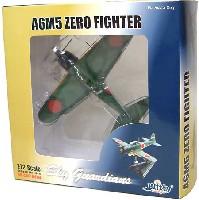 ウイッティ・ウイングス1/72 スカイ ガーディアン シリーズ (レシプロ機)A6M5 ゼロ戦 (第261航空隊)