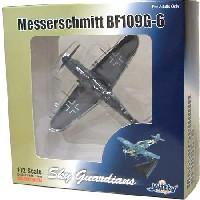 ウイッティ・ウイングス1/72 スカイ ガーディアン シリーズ (レシプロ機)メッサーシュミット Bf109G-6 (グリスラフスキ中尉機)