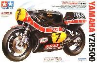 タミヤ1/12 オートバイシリーズアカイ ヤマハ YZR500