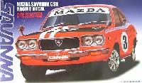 マツダ サバンナ GS2 レーシングデカール付