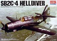 アカデミー1/72 AircraftsSB2C-4 ヘルダイバー