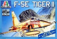 イタレリ1/48 飛行機シリーズF-5E タイガー 2