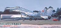 フジミAIR CRAFT (シリーズF)MiG29 ファルクラム スロバキア共和国防軍