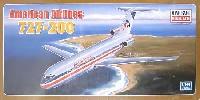 アメリカン航空 727-200