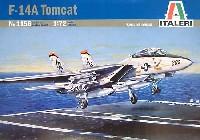 イタレリ1/72 航空機シリーズF-14A トムキャット
