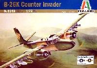 イタレリ1/72 航空機シリーズダグラス B-26K カウンター インベーダー